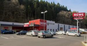 REWE Markt Bombe