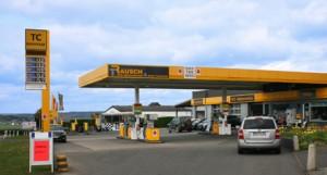 Tankstelle Rausch