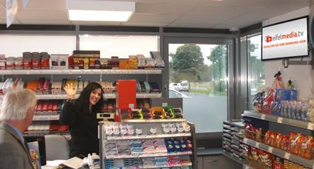 REWE Tankstelle Spodat