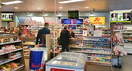 Raiffeisen Westeifel Tankstelle