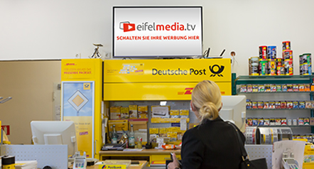 Telekommunikationsshop